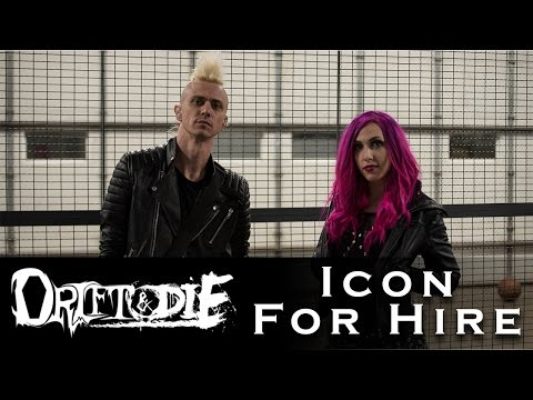Icon For Hire Interview | Drift & Die Press