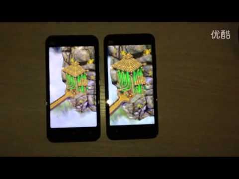 Xiaomi Mi2s VS Xiaomi Mi2 game test