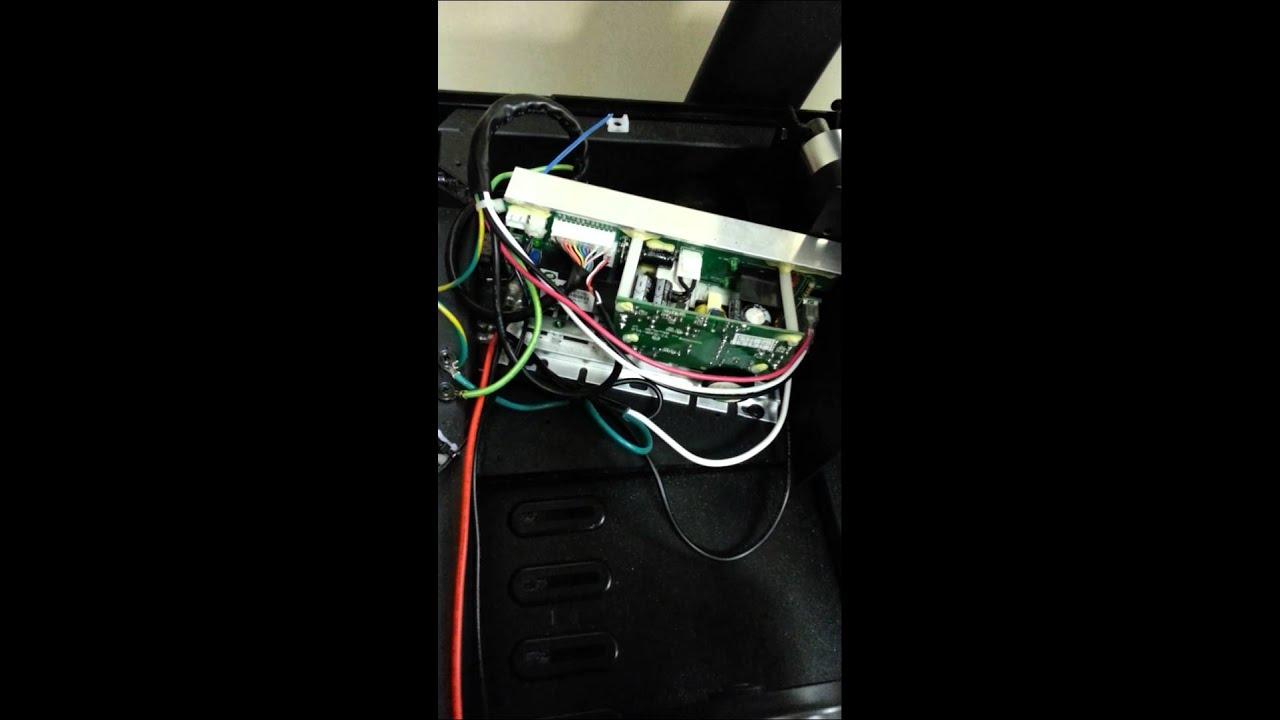 Sole F60 Treadmill Incline Error