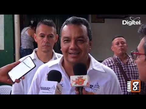 PEPE RUIZ PAREDES ALCALDE DE VILLA DEL ROSARIO