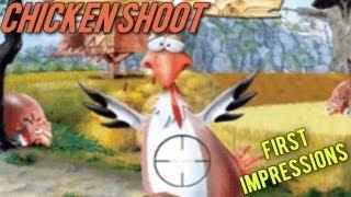 Crappy Wii Games: Chicken Shoot