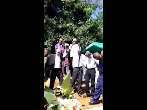 Durban gangsters funeral