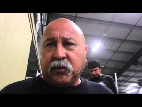 Tony Avila on Rodney Hernandez fighting...
