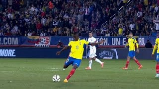 MNT vs. Ecuador: Enner Valencia Goal - Oct. 10, 2014