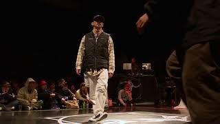 Yass+Yusei vs The Lettewis【JUSTE DEBOUT JAPAN 2018】HIPHOP SEMIFINAL