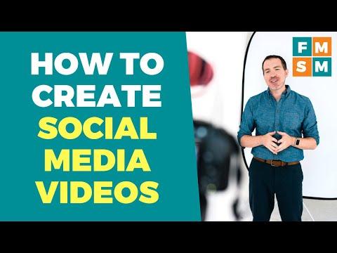 How to Create Social Media Videos