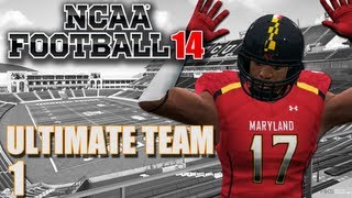 NCAA 14 Ultimate Team - Started From The Bottom Ep.1