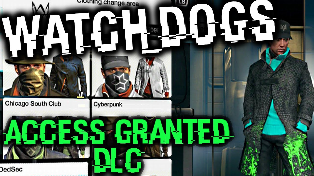 Watch Dogs  Dlc Now Free