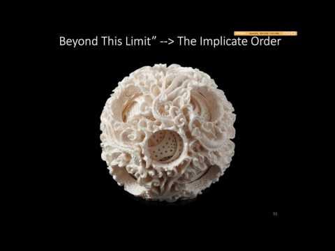 A Geometry of Consciousness -- The Pribram Bohm Hypothesis