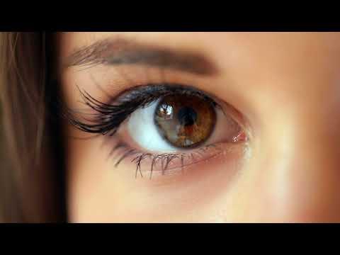 Опухло нижнее веко болит глаз