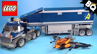 LEGO Agents Mobile Command Center 8635 Review