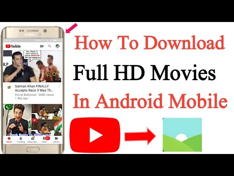 download hd movies for android phone