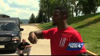 Steelers Arrive At St. Vincent College For 2015 Training Camp