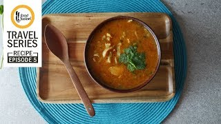 Dao Dao Soup (Hunza Special) Recipe By Food Fusion travel series recipe episode 5