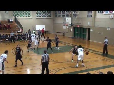 Diablo Valley vs  Solano College Men's Basketball FULL GAME 12/3/15