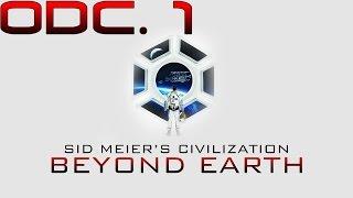Civilization: Beyond Earth #1 - Początek i Wprowadzenie (Gameplay PL Zagrajmy)