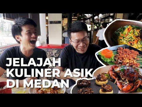 Jelajah 10 Kuliner Maxi Asyik Kota Medan