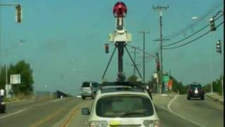 GOOGLE STREET VIEW CAMERA CAR 07-28-11