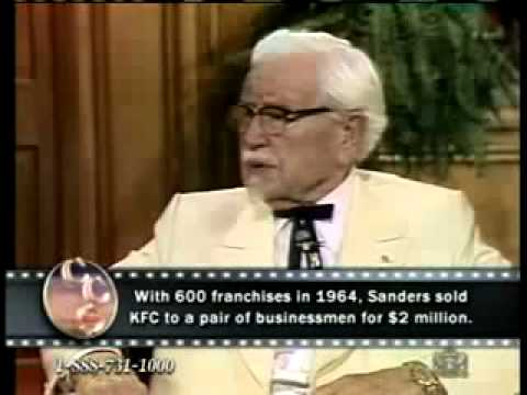 1979 Col Sanders Interview all