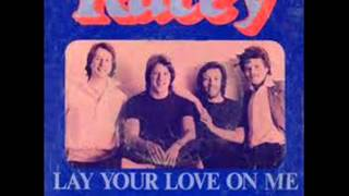 Racey - Lay Your Love On Me