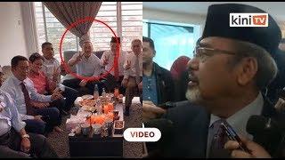 Gambar Hishamudin di hospital punca dua ahli parlimen BN bergaduh?