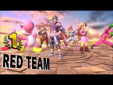 Super Smash Bros. Ultimate - Team Victory Poses - Part 4 thumbnail