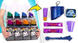 Abrindo Rainbow Surprise Makeup Surprise!