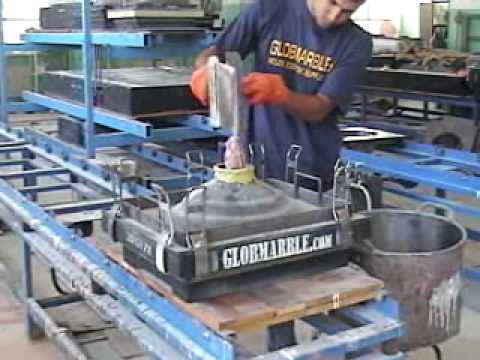 купить оборудование для производства искусственного камня