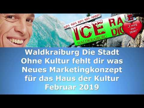 09.02.2019 IRW WALDKRAIBURG DIE STADT HAUS DER KULTUR MARKETINGKONZEPT 2019 NEWS