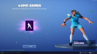 Brand New Boogie Down Emote Unlocked (not clickbait) - Fortnite BR