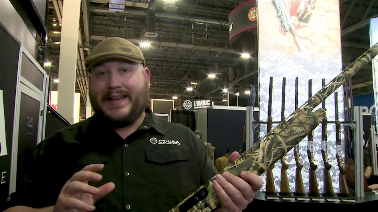 SHOT Show 2019: The New Rimfires And Shotguns Of CZ   Gun Digest