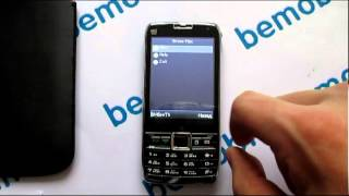 Видео обзор Nokia E71++ Morgan. Копия Nokia E71. Нокиа Е71 Морган