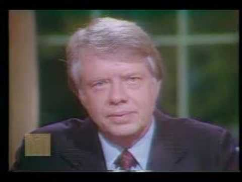 President Jimmy Carter - Address to the Nation on Energy