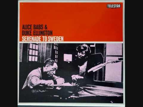 Alice Babs & Duke Ellington  Stoona