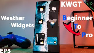 Weather Widget Android