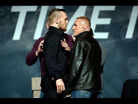 Fight Night McGregor vs Siver: Análisis y Predicciones