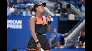Naomi Osaka vs. Anna Blinkova | US Open 2019 R1 Highlights