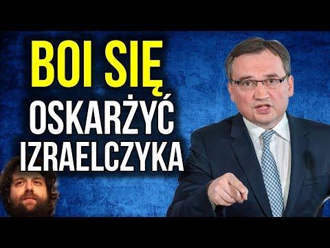 PIS i Ziobro Boi Się Oskarżyć Izraelczyka - Komentator