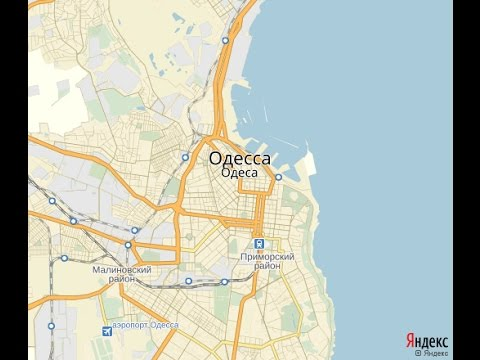 Карта Одессы . Найти все в Одессе . Приложение на мобильный