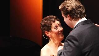 Brigitta Gantevoort | Lippen schweigen Die Lustige Witwe