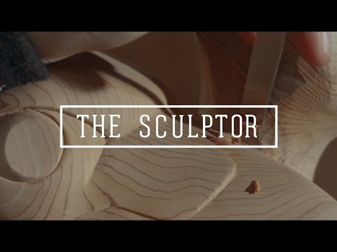 Hand Crafted - The Sculptor