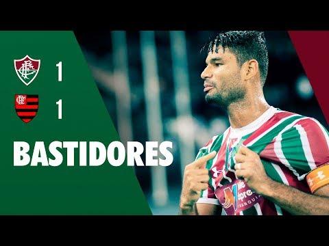 FluTV - Bastidores - Fluminense 1 x 1 Flamengo - Campeonato Carioca