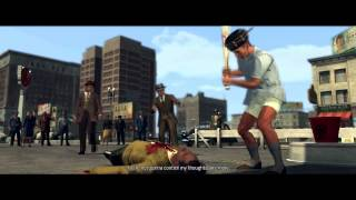 L.A Noire PC Max Settings Gameplay Radeon HD 6870