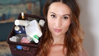 Evening Skincare Routine / ttsandra thumbnail