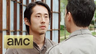 (SPOILERS) Talked About Scene: Episode 512: The Walking Dead: …