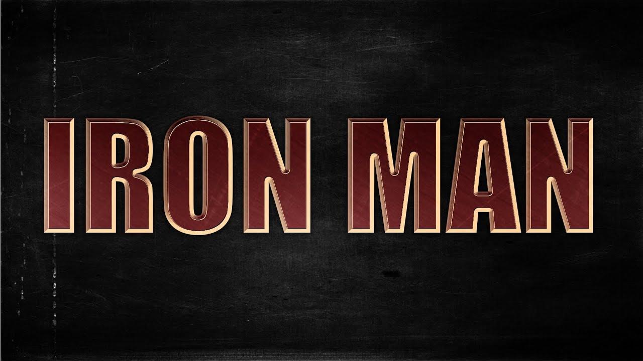 Name Of Iron Man