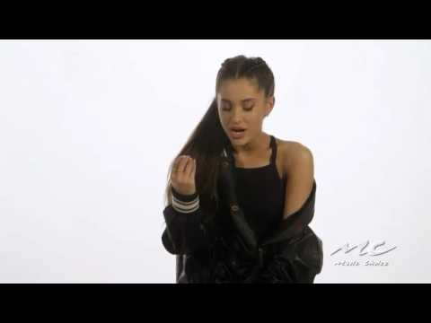 Ariana Grande on Music Choice (full interview)