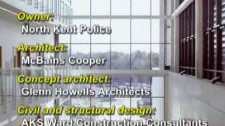 Thorp Precast - Architectural Precast Concrete Cladding - North Kent Police Station