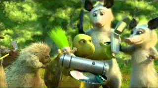 Meet the Cast and Characters of _Over The Hedge_.m4v