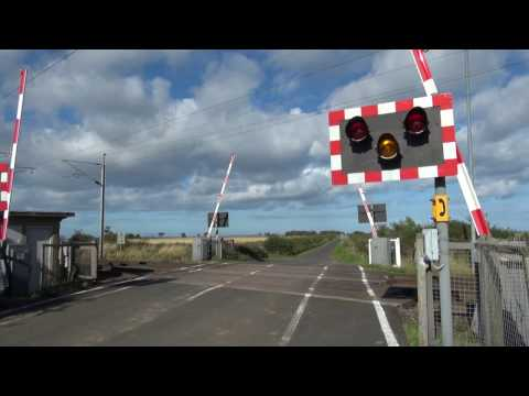 Level Crossing tour of Northumberland